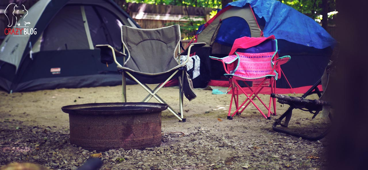 Camping image chaise de camping
